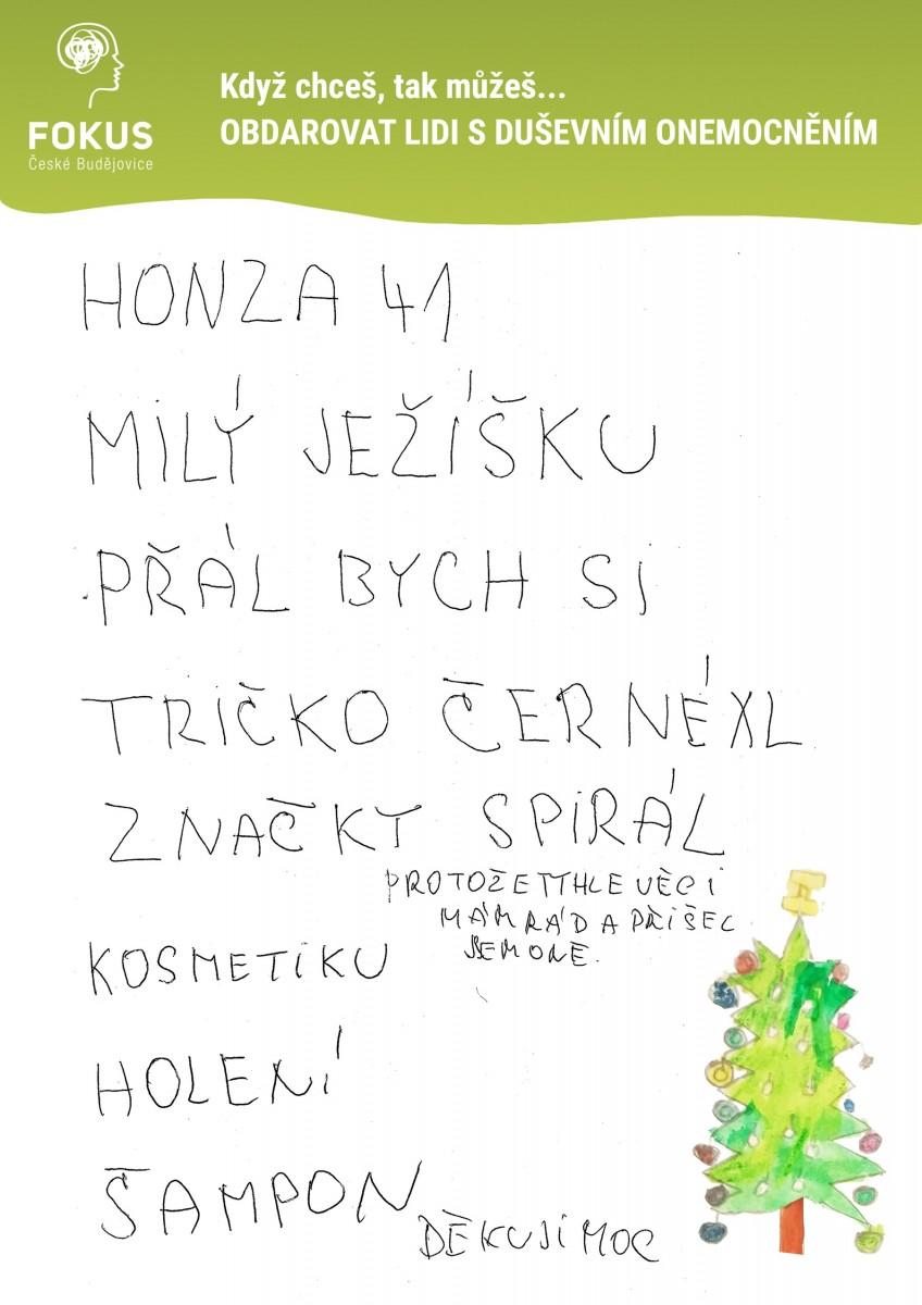 Vanoce-Honza