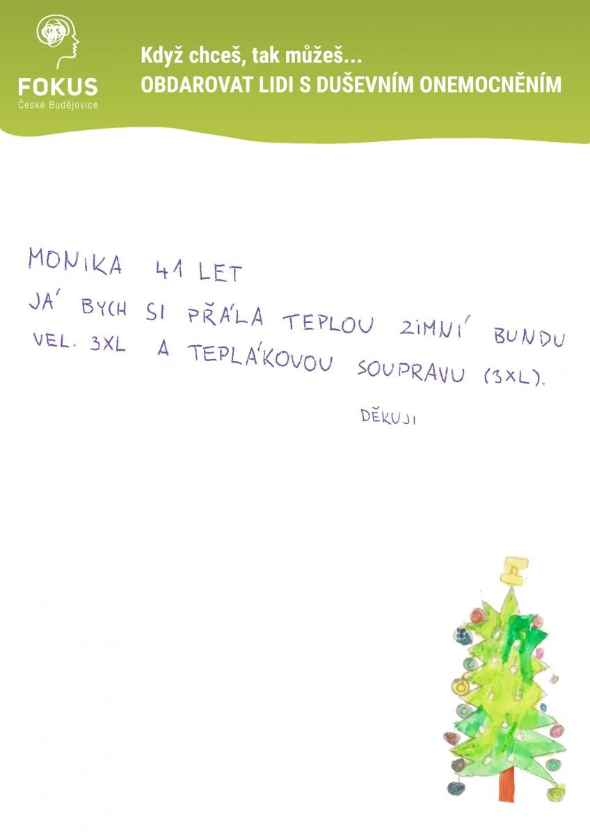 Vanoce-Monika
