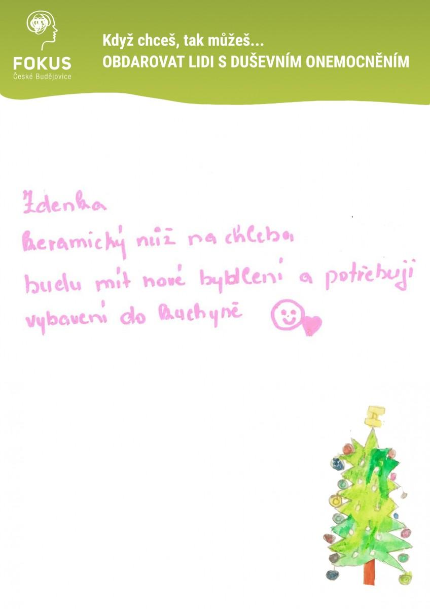 Vanoce-Zdenka